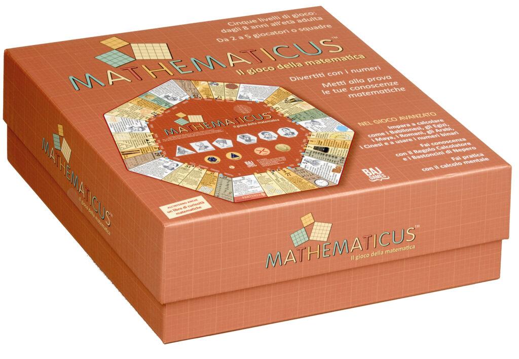 Scatola Mathematicus - Il gioco della matematica