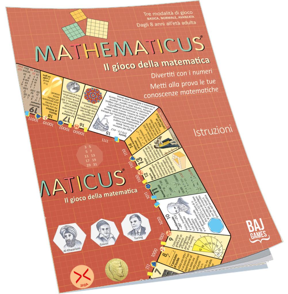 Manuale di istruzioni Mathematicus