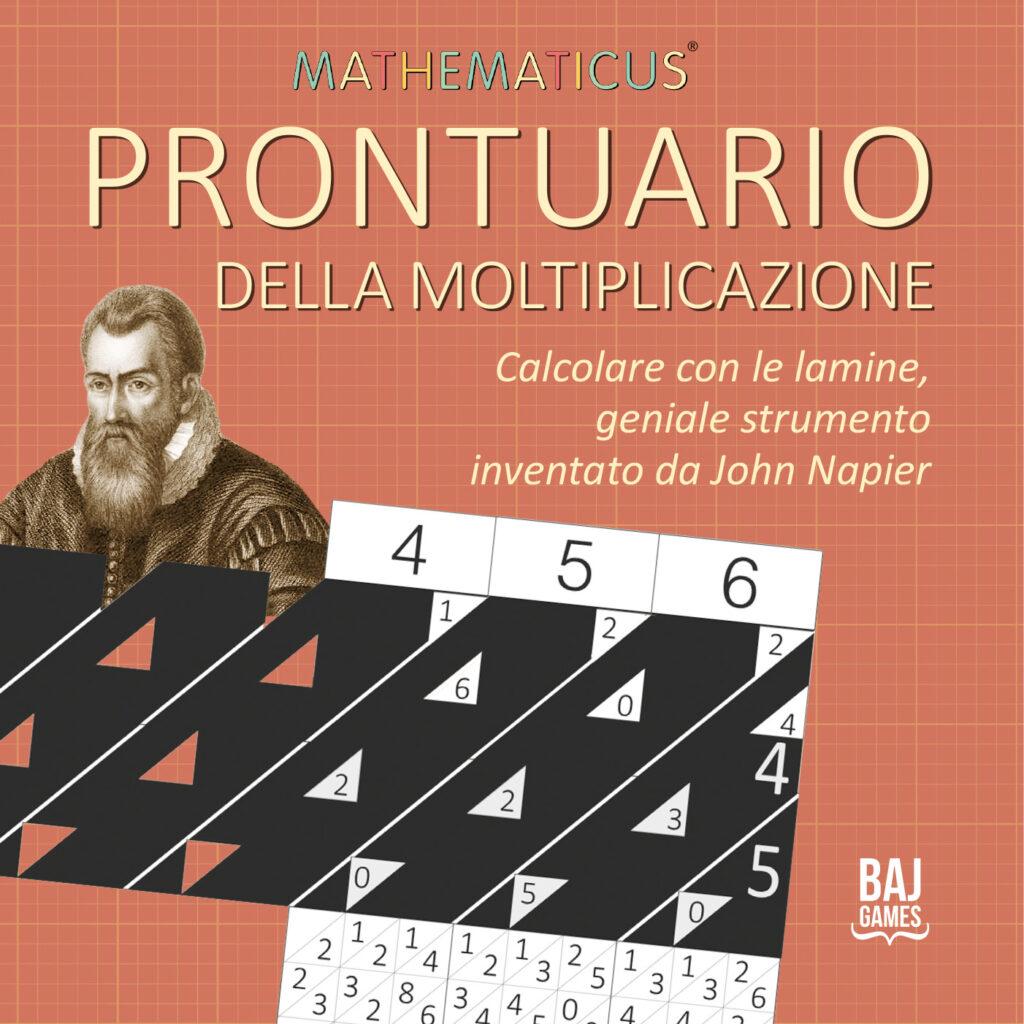 Mathematicus - Prontuario delle moltiplicazioni - John Nepier
